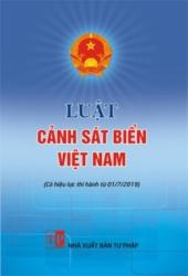 Vài nét về Luật Cảnh sát biển Việt Nam năm 2019