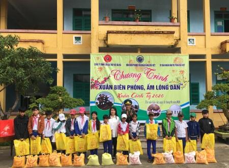 Làm theo lời Bác, Đồn Biên phòng cửa khẩu Cảng Cửa Việt xây dựng nền Biên phòng toàn dân vững mạnh