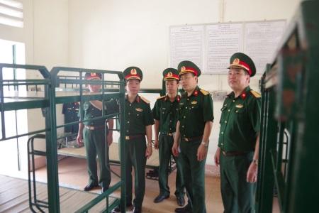 Lữ đoàn Thông tin 604 xây dựng đơn vị điểm vững mạnh toàn diện tiêu biểu, mẫu mực