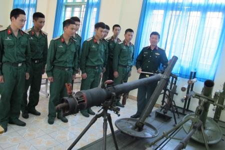 Trường Quân sự Quân đoàn 2 tập trung nâng cao chất lượng giáo dục, đào tạo