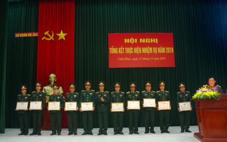 Sư đoàn 304 nâng cao chất lượng huấn luyện, trình độ sẵn sàng chiến đấu