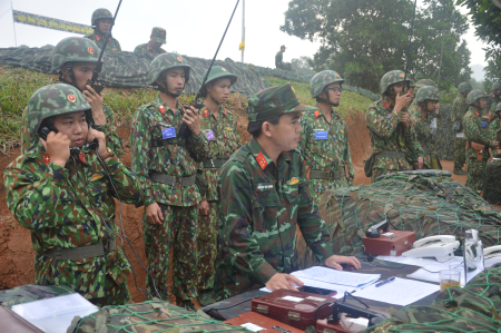 Sư đoàn 316 xây dựng đơn vị vững mạnh toàn diện mẫu mực, tiêu biểu