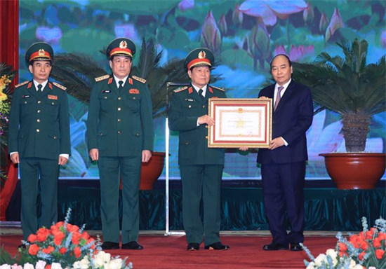 Grand ceremony marks 75th anniversary of Vietnam Peoples Army