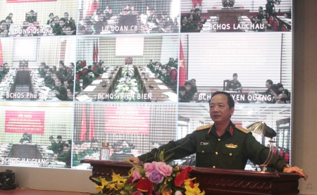 Military Region 2s Party grasps and implements the Central Military Commissions directive on conducting early congress