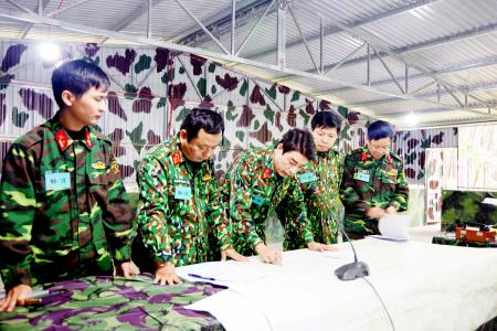 弘扬革命家乡传统 宜安致力建设强大的全民国防事业