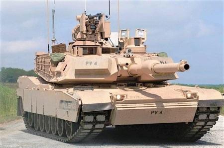 美国陆军若干武器装备发展计划