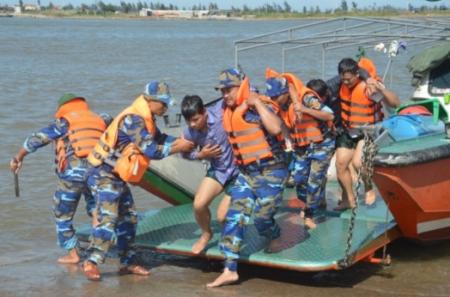 Bộ đội Biên phòng Nam Định xây dựng nền biên phòng toàn dân vững mạnh