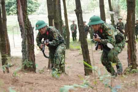 Trung đoàn 18 nâng cao chất lượng huấn luyện, sẵn sàng chiến đấu