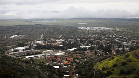 Implications arising from the US recognition of Israeli control over Golan Heights