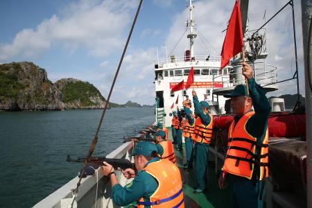 On the coastal militia and self-defence force