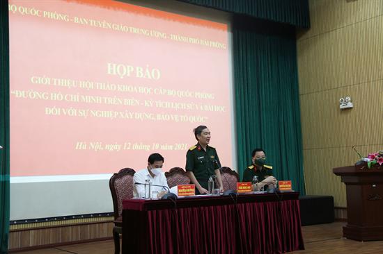 Đường Hồ Chí Minh trên biển - Kỳ tích lịch sử và bài học đối với sự nghiệp xây dựng, bảo vệ Tổ quốc